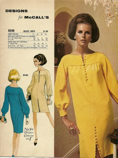 McCall's Fall-Winter 1966-67