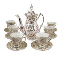 Tea Set #teaset %#tea