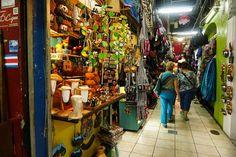 Mercado Central in San Jose