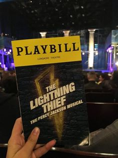 The Lightning Thief: The Percy Jackson Musical is now on Broadway until January If you loved the Rick Riordan series growing up, you'll love this. New Broadway Musicals, Broadway Nyc, The Lightning Thief Musical, Percy Jackson Musical, Pop Rock Music, Rick Riordan Series, Musical Theatre, Ocean Photography, Photography Tips