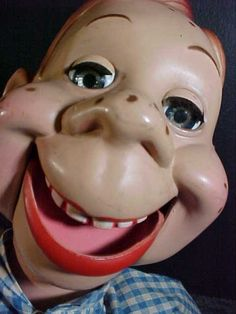 """It's Howdy Doody Time, it's Howdy Doody time...""...and how does the rest go?"
