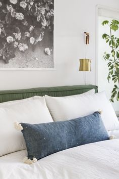 10 Cozy Fall DIYs The Internet Loves  #refinery29  http://www.refinery29.com/diy-cozy-apartment-ideas#slide-1  Lumbar PillowAdvanced-level lounging calls for pillows that'll look and feel good when your crew settles in for hours of movie watching. This tasseled chambray version just about covers it....