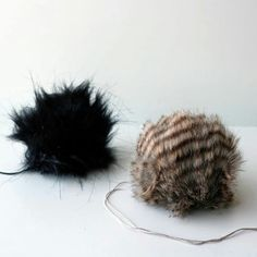 I am so excited to have these pom poms available in my shop! Pom poms are so much fun!