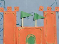 beach art projects for preschool - Google Search