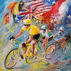 Miki De Goodaboom - The United Colours Of The Tour De France
