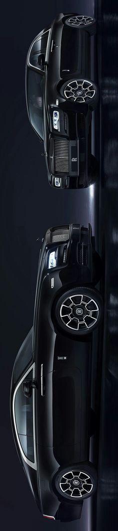 2016 Rolls-Royce Wraith & Ghost Black Badge