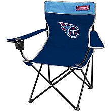 Coleman Tennessee Titans Broadband Quad Chair