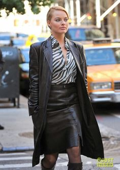 Leatherskirt and Leathercoat - Stay warm this winter with Women's Winter Coats & Women's Jackets