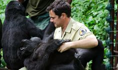 """""""It's counter-intuitive, but I grew up at a time of a great poaching crisis in Kenya when the country lost half of its elephants. All the fundamental problems involved human behaviour. So I realised it was more valuable to study humans. The wildlife can look after itself – humans have to be managed."""" 