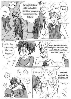 13-37 Shizuo to Izaya ga kuttuku hanashi