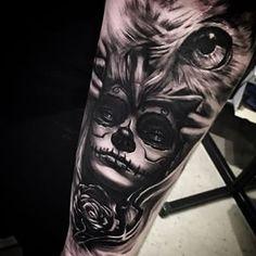 Kris Sunkee, Melbourne | 31 Australian Tattoo Artists You Should Be Following On Instagram