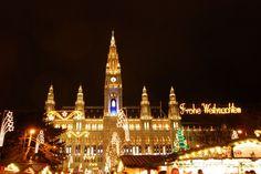 Weihnachtsmarkt Wien - Weihnachtsstimmung pur auf österreichisch...