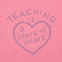 Chalk Heart - Life is good tee  Heart/20438,default,pd.html?dwvar_20438_color=PINK=3=teacher-womens-tops