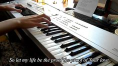Proof of Your Love - For King and Country - piano instrumental (cover)