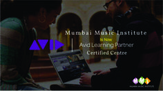 We are happy to announce we have partnered with Avid now. Learn Avid Pro Tools and Get Certified ! Call us for more info:9167710653/54