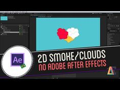 Tutorial Adobe After Effects: 2D Smoke/Clouds - YouTube