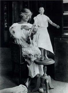 Madeleine Vionnet en 1920