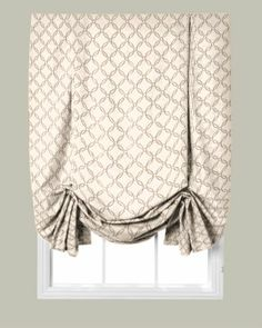 London Fabric Shades from Smith+Nobel Curtain Trim, Smith And Noble, Fabric Roman Shades, Balloon Shades, Pattern Matching, Valances, Windows And Doors, Drapery, Slipcovers