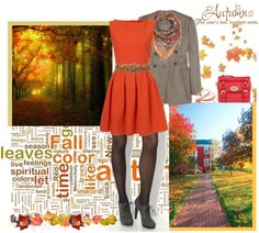 Dress Ideas For A Fall Outdoor Wedding Have a fall wedding to go to
