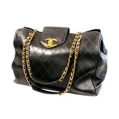 Chanel Vintage Overnight Bag as seen on Miley Cyrus Best Handbags, Chanel Handbags, Fashion Handbags, Classic Handbags, Luxury Handbags, Chanel Tote, Coco Chanel, Vintage Chanel, Miley Cyrus