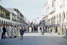 Libya - 1948-1952