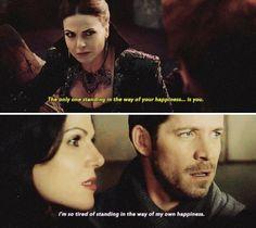 Awesome Evil Queen Regina/Regina and Robin
