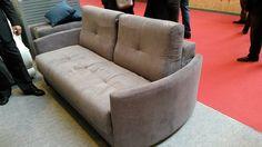 #Sofa #clasico de #tela. #mueblesarria