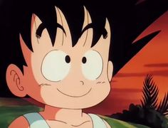 Little Goku - Dragon Ball