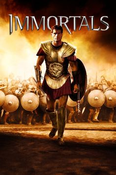 Immortals movie poster - #poster, #bestposter, #fullhd, #fullmovie, #hdvix, #movie720pTheseus is a mortal man chosen by Zeus to lead the fight against the ruthless King Hyperion, who is on a rampage across Greece to obtain a weapon that can destroy humanity.