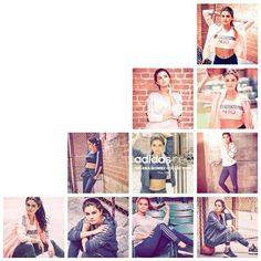 Selena Adidas NEO Label collection