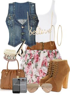 """""""Heyyy"""" by theswagteam ❤ liked on Polyvore"""
