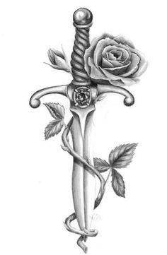 Bildergebnis für schwert tattoo motive