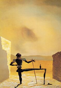 The Ghost of Vermeer Print by Salvador Dalí at Art.com
