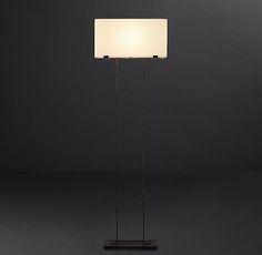 $345 Lawrence Metal Floor Lamp