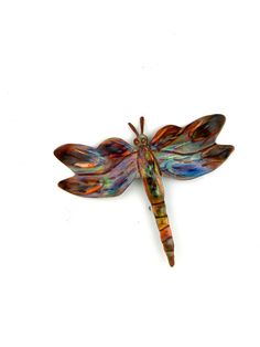 dragonfly brooch dragonfly pin dragonfly by ImagesbyKentOlinger
