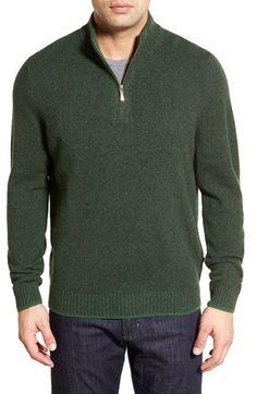 Tommy Bahama 'Harbor Walk' Quarter Zip Pullover Sweater