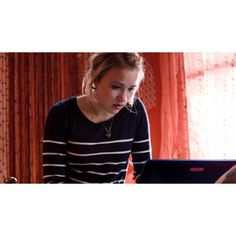 Emily Osment in Cyberbully pic - Cyberbully picture #21 of 22 ❤ liked on Polyvore