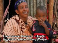 In our award winning video, CARE captured stories about adapting to climate change from pastoralists in the Nanighi community in North Eastern Kenya.