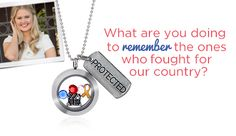 How will you show support to our troops?