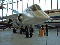 BAC TSR-2 by SindreAHN.deviantart.com on @deviantART