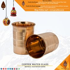 Check Our Wide Range In Electrified Copper Tableware. More Range & Variety...