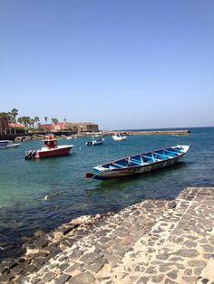 l'île de Gorée Sénégal