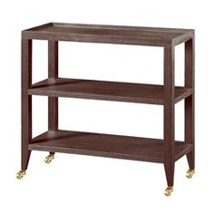 'Isadora Console Table, Brown