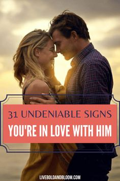 What are the signs you're in love with him? Read this post and see how head over heels you are for him. Healthy Relationship Tips, Relationship Questions, Relationship Advice, Signs Youre In Love, Love Signs, Relationships Love, Healthy Relationships, Marriage Advice, Dating Advice