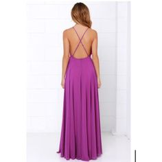 Lulu's Dresses - Mythical Kind Of Love Maxi