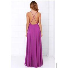 Lulu's Dresses - Mythical Kind Of Love Maxi