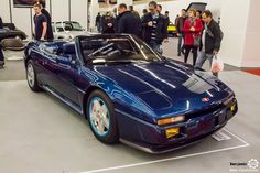 #Venturi #Transcup 260 au salon Auto Moto Retro Dijon. Reportage complet : http://newsdanciennes.com/2016/03/19/grand-format-a-lauto-moto-retro-dijon/ #ClassicCar #Voiture #Ancienne #Vintage