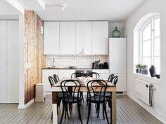 Amazing Scandinavian kitchen |  - Tinyme Blog