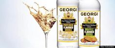 Waffle Vodka: Georgi Introduces Breakfast-Inspired Spirit