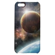 Welcome to the Space - Case Savvy Glossy Finish iPhone 5C Case